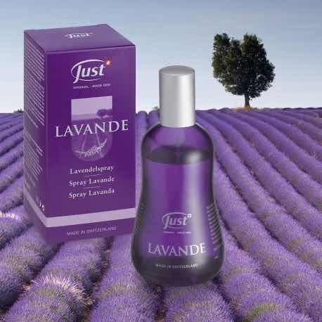 Spray De Lavanda Just,ambiente De Relajación,ayuda A Dormir