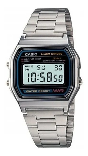Reloj Casio Vintage A 158wa Agente Oficial I Envio Gratis