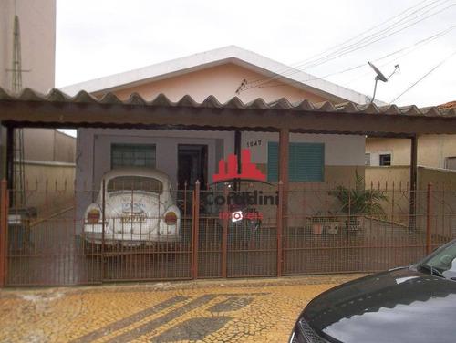 Imagem 1 de 11 de Casa Com 3 Dormitórios À Venda, 150 M² Por R$ 340 - Jardim Europa I - Santa Bárbara D'oeste/sp - Ca2009