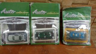 Carrinhos Miniaturas Coleção Auto Collection