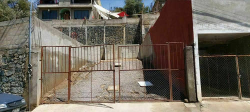 Imagen 1 de 11 de Terreno En Renta En Zentlapatl, Cuajimalpa