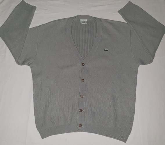 Cardigan Lacoste Talle 4