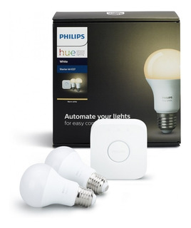 Philips Hue Kit De Inicio White Generación 5 Luz Blanca