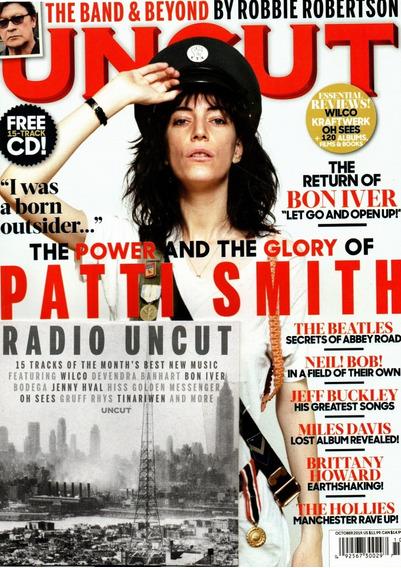 Uncut - Revista Rock Sem Cortes Patti Smith