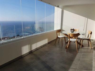1 Habitación Elegante Y Amoblado Con Espectacular Vista Al