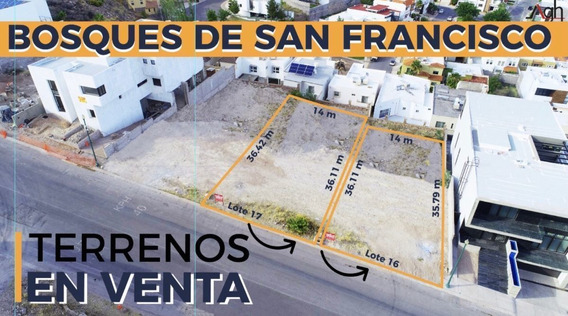 Terreno En Bosques De San Francisco Lt 16
