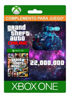 $22.000.000 Dinero+rp Gta V Online- Xbox One- 100% Confiable