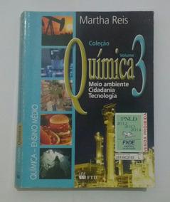Livro: Química- Meio Ambiente Cidadania Tecnologia Vol 3