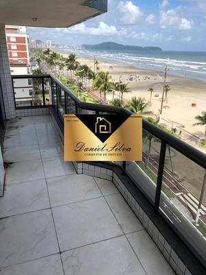 Apto 4 Dorms Com Lazer Na Tupi Praia Grande 750 Mil !