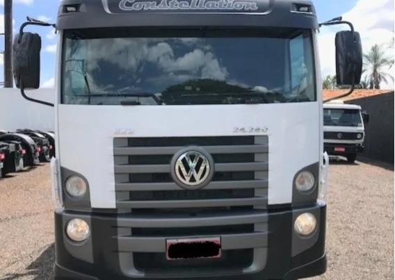 Volkswagen Vw 24250 Constellation 2012 Carroceria