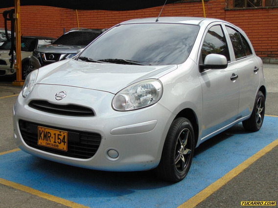 Nissan March Hatch Back