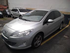 Peugeot 408 2.0 Allure Flex Aut. 4p 2014