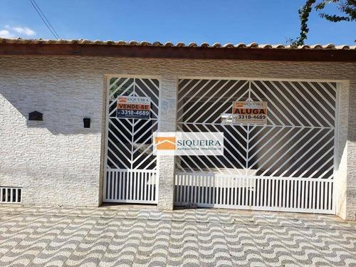 Casa Com 2 Dormitórios À Venda, 143 M² Por R$ 350.000,00 - Jardim Tulipas - Sorocaba/sp - Ca1607
