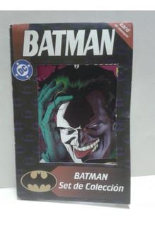 Batman * Set De Coleccion 4 Ejemplares * Dc Comics Español