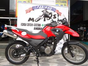 Bmw G 650 Gs 2012 Vermelha Novíssima!!!