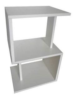 Mueble -velador Minimalista, Mesa De Noche - Muebles