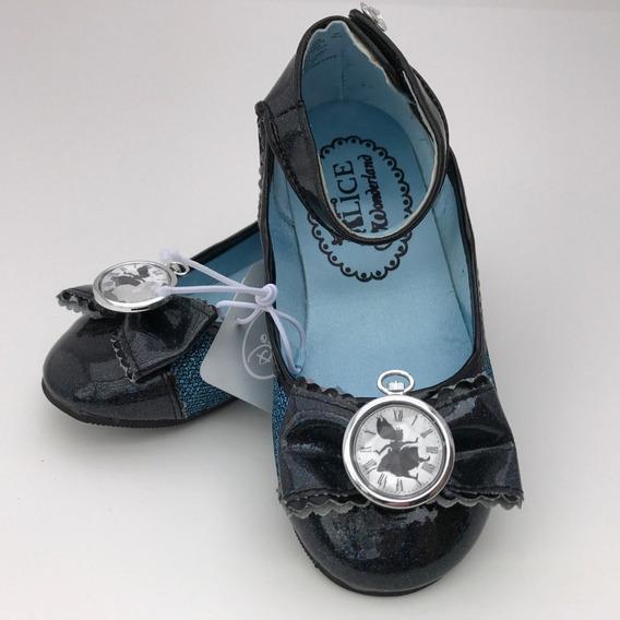 Sapato Alice No Pais Das Maravilhas Disney Store P/entrega