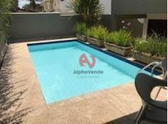 Imagem 1 de 30 de Alphaville 4 - Casa Com 4 Dormitórios À Venda, 300 M² - Alphaville - Santana De Parnaíba/sp - Ca6053