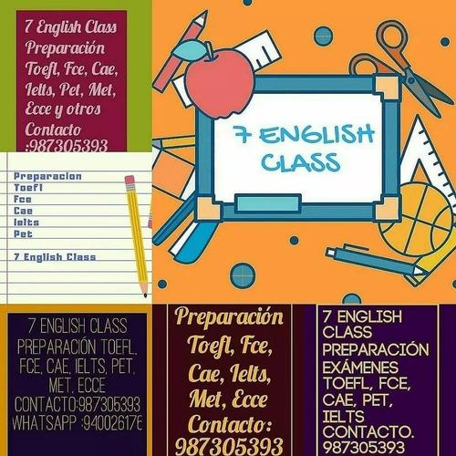 Clases De Inglés Online  Y  Traducciones
