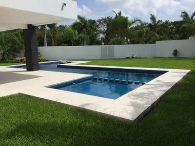 Venta, Residencia En Villa Magna, Cancun