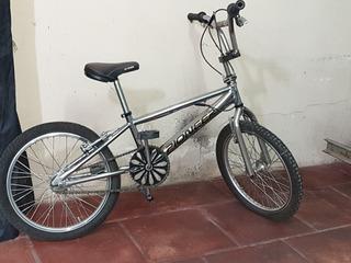 Bicicleta Freestyle Bmx Rodado 20 Con Rotor Pioneer Niños