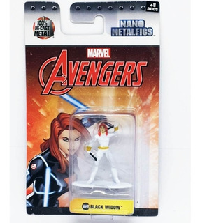 Nano Metalfigs Superheroes Advengers Metal 4,5cm Original