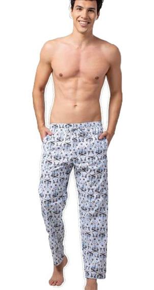 Dufour, Invierno 2020 !! Pantalón Pijama Tela Plana, 11897
