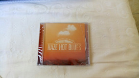 Cd Big Bat Blues Band - Haze Hot Blues Novo(lacrado)
