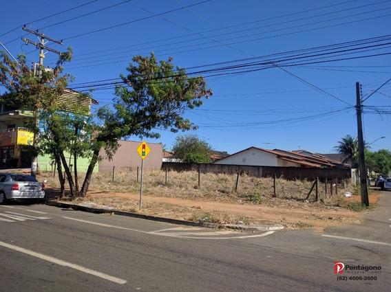 Area Com 828 M² Na Av Guarapari No Jd Atlantico - V-23733