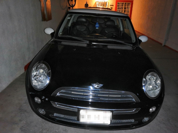 Mini Cooper 1.6 Pepper 5vel Aa Piel Qc Mt 2006