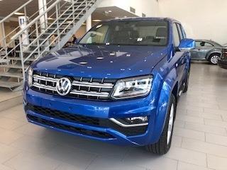 Volkswagen Amarok 4x2 Trendline Oferta Mayo Entrega Ya Cm