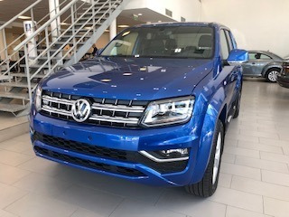 Volkswagen Amarok 4x2 Trendline Oferta Abril Entrega Ya Cm
