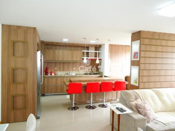 Apartamento Mobiliado, Com 2 Dormitórios Com Garagem. - 2958