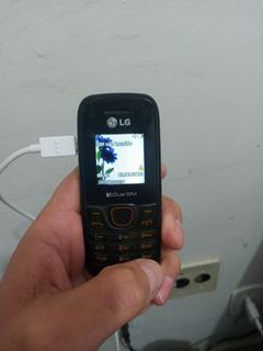 Celular LG A275 Usado