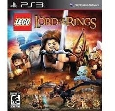 Lego Lord Of The Rings Ps3 + Pelicula Bluray Envio Gratis