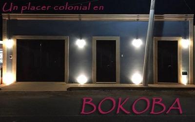 Preciosa Casa Colonial Nueva En Venta En Bokobá, Yucatán.