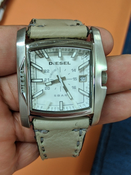 Reloj Diesel Dz1406 40mm Blanco