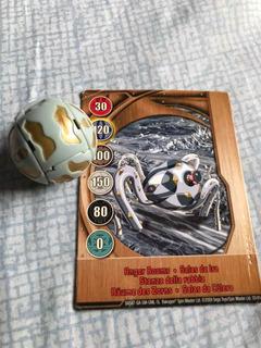Bakugan Con Tarjeta Magnética Spin Master Modelo 3!!!
