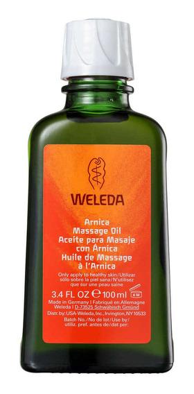 Weleda Arnica - Óleo Corporal 100ml Blz
