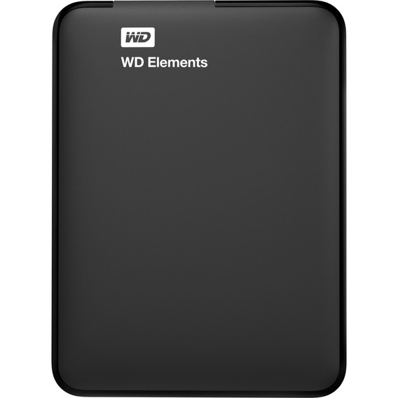 Disco Rigido Externo Western Digital Elements 2tb Usb 3.0 Wd