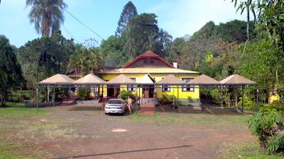 Vendo Espectacular Hotel-hosteria Hisotorica Suiza En Puerto Rico Misiones (ref.122385)