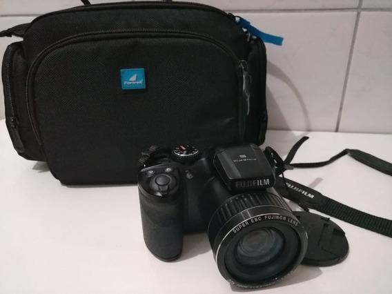 Camera Semi Profissional Fujifilm Finepix S4800