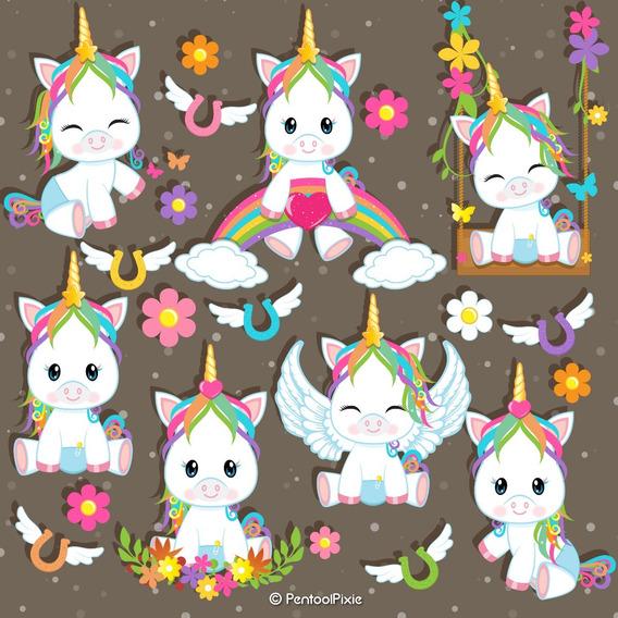 Imagenes Bebes Unicornio