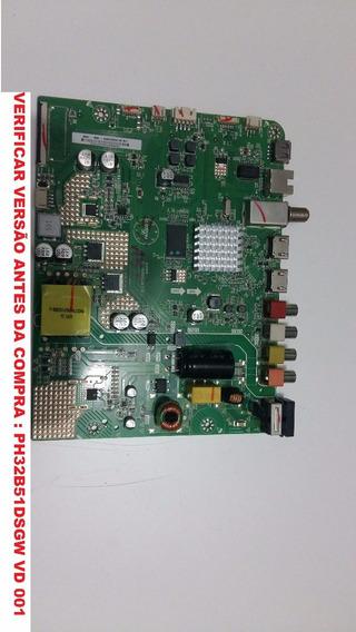 Placa Principal Philco Ph32b51dsgw Vd 001