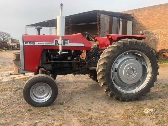 Tractor Massey Ferguson 265 Con 3 Puntos