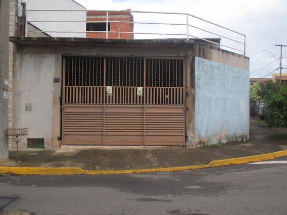 Casa À Venda, Parque Residencial Monte Rey, Piracicaba. - Ca1341