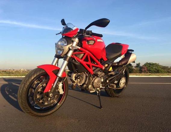 Ducati Monster 796 2013 Recém Revisada+relação+pneus Novos