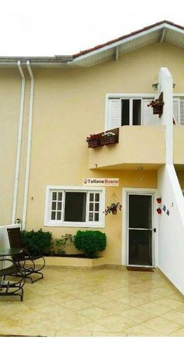 Imagem 1 de 11 de Sobrado Com 2 Dormitórios À Venda, 70 M² Por R$ 235.000 - Jardim Flórida - Jacareí/sp - So0275