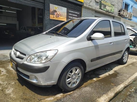 Hyundai Getz Gl 1.4 Automatico 5 P
