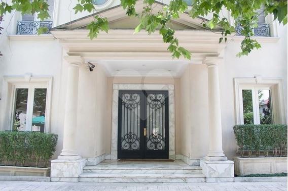 Casa Clássica De Alto Luxo No Jardim Paulista - 345-im70570